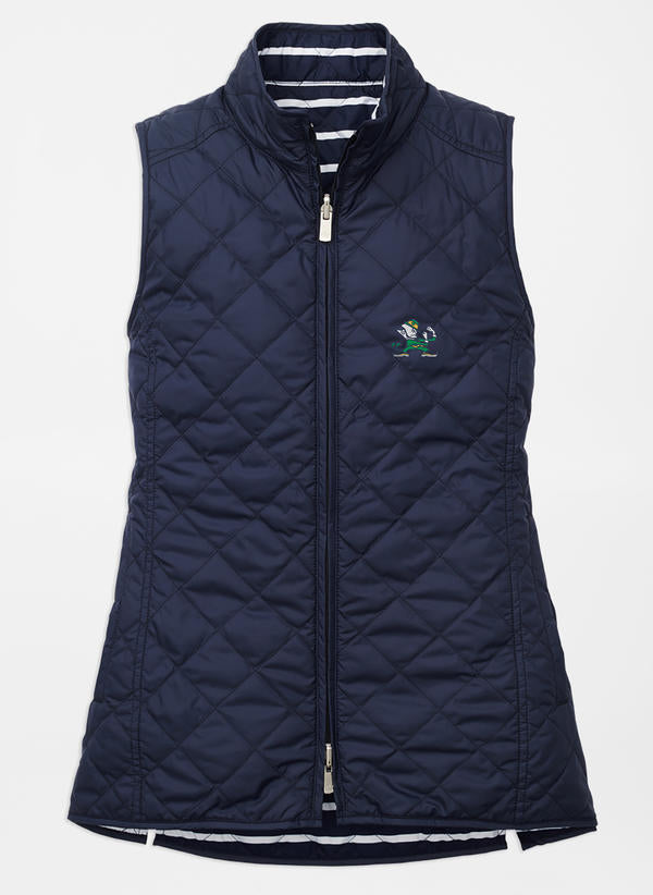 Peter Millar Women's Blackwatch Reversible Vest- Veve