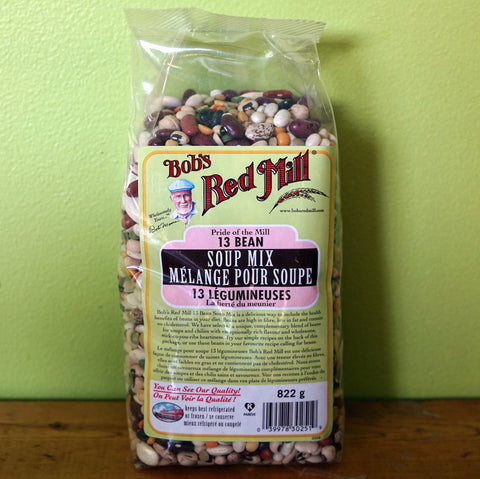 Bob's Red Mill - 13 Bean Soup Mix - V Word Market - Vegan Grocery - Delivered. - 1