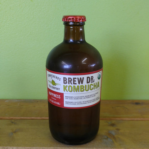 Brew Dr. Kombucha - Happiness (414ml)