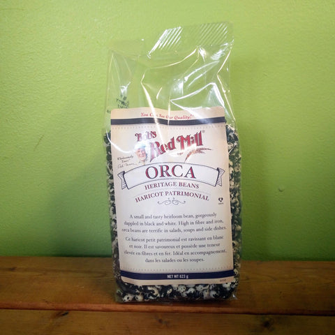 Bob's Red Mill - Heritage Beans - Orca Beans - V Word Market - Vegan Grocery - Delivered. - 1