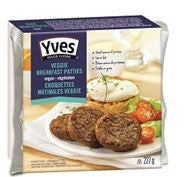 Yves Meatless Breakfast Patties - V Word Market - Vegan Grocery - Delivered.