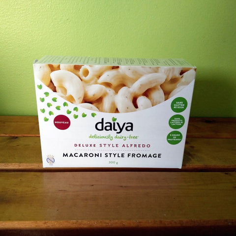 Daiya - Cheezy Mac - Deluxe Alfredo Style - V Word Market - Vegan Grocery - Delivered.