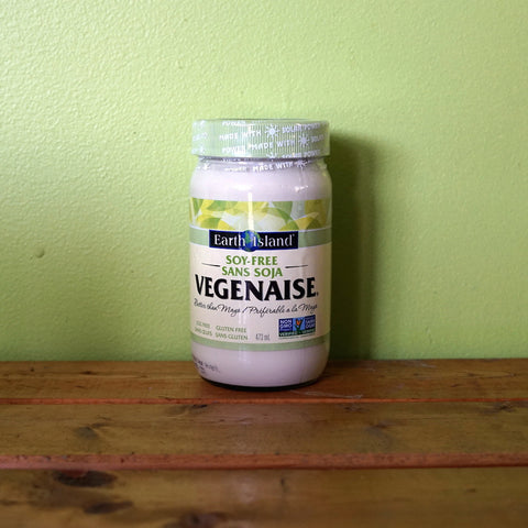 Earth Island - Soy Free Vegenaise - V Word Market - Vegan Grocery - Delivered.