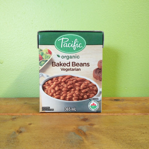 Pacific Foods - Baked Beans - V Word Market - Vegan Grocery - Delivered.