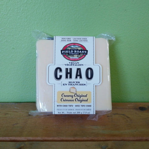 Field Roast - Chao - Creamy Original - V Word Market - Vegan Grocery - Delivered.