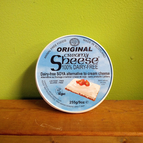 Sheese - Original Creamy Spread - V Word Market - Vegan Grocery - Delivered.