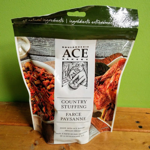 Ace Bakery - Country Stuffing - V Word Market - Vegan Grocery - Delivered.