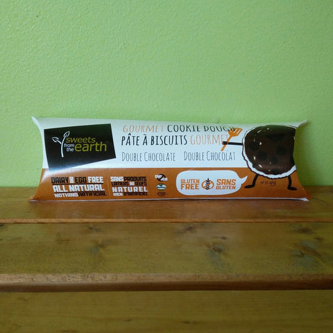 Sweets From The Earth - Double Chocolate Dough (Gluten free) - V Word Market - Vegan Grocery - Delivered.