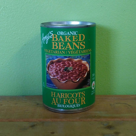 Amy's Organic Vegetarian Baked Beans - V Word Market - Vegan Grocery - Delivered.