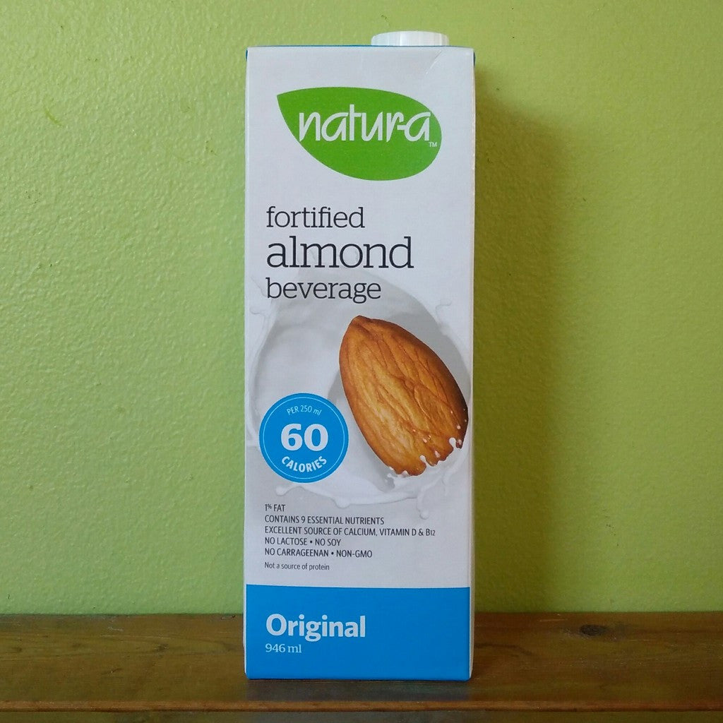 Natur-a - Original Almond Beverage (946ml) - V Word Market - Vegan Grocery - Delivered. - 1