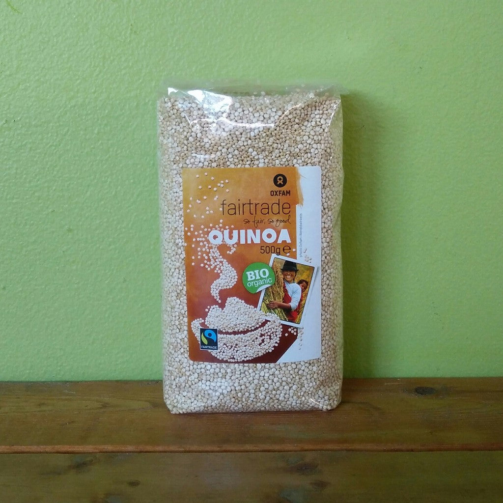 Oxfam Fairtrade - Quinoa - V Word Market - Vegan Grocery - Delivered.
