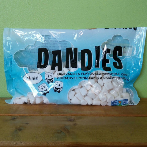 Dandies - Mini Marshmallows **Clearance** - V Word Market - Vegan Grocery - Delivered.