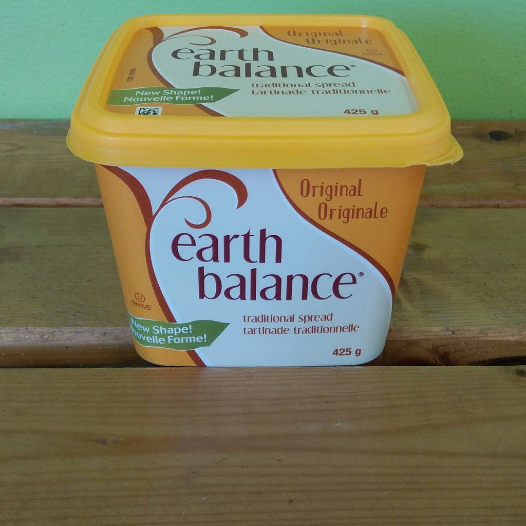 Earth Balance - Natural Buttery Spread, Original - V Word Market - Vegan Grocery - Delivered.