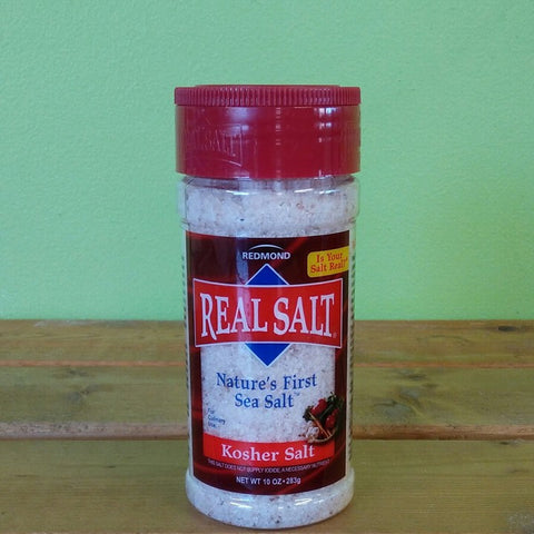 Real Salt - Kosher Salt Shaker