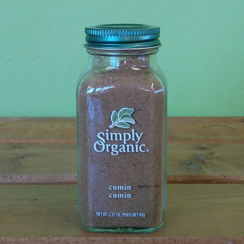 Simply Organic - Cumin - V Word Market - Vegan Grocery - Delivered.