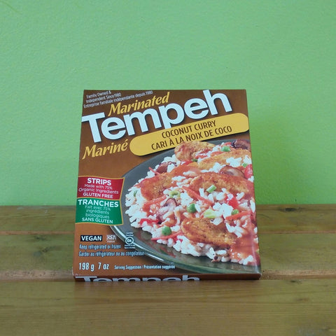 Tofurky - Coconut Curry Tempeh - V Word Market - Vegan Grocery - Delivered.