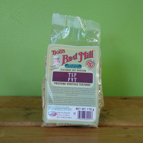 Bob's Red Mill - Textured Soy Protein - V Word Market - Vegan Grocery - Delivered.