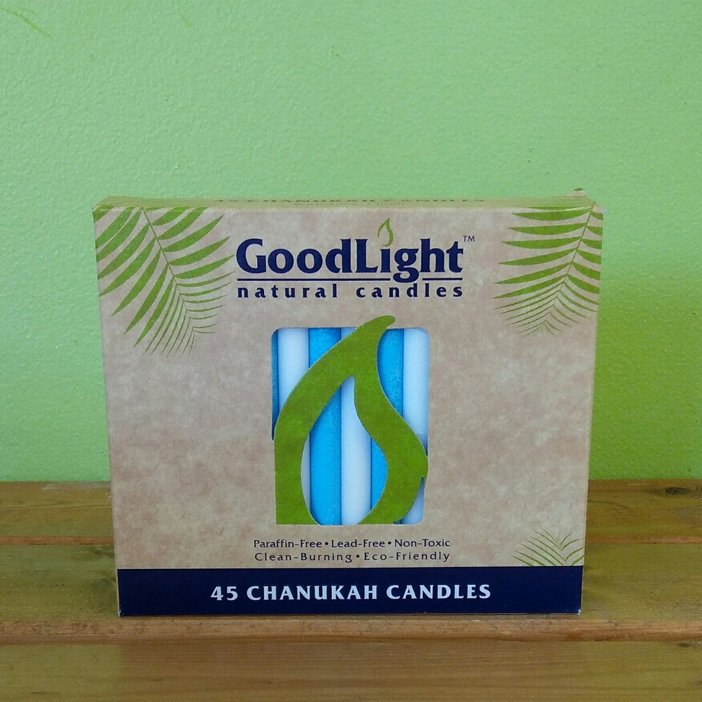Goodlight - Chanukah Candles - V Word Market - Vegan Grocery - Delivered. - 2