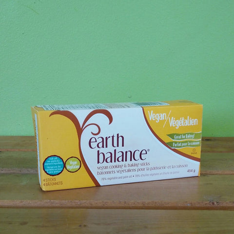 Earth Balance - Vegan Buttery Sticks - V Word Market - Vegan Grocery - Delivered.