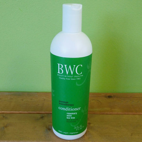 Beauty without Cruelty - Rosemary/Mint/Tea Tree Conditioner - V Word Market - Vegan Grocery - Delivered.