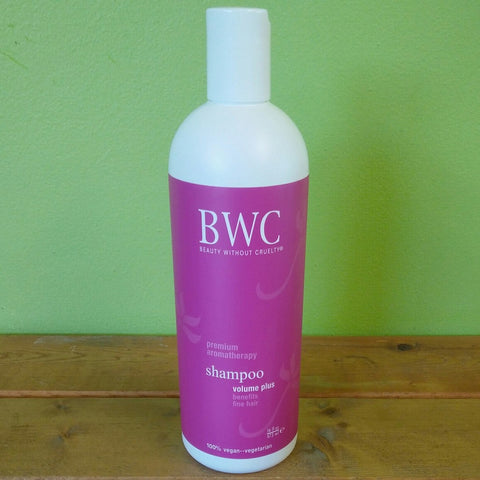 Beauty without Cruelty - Volume Plus Shampoo - V Word Market - Vegan Grocery - Delivered.