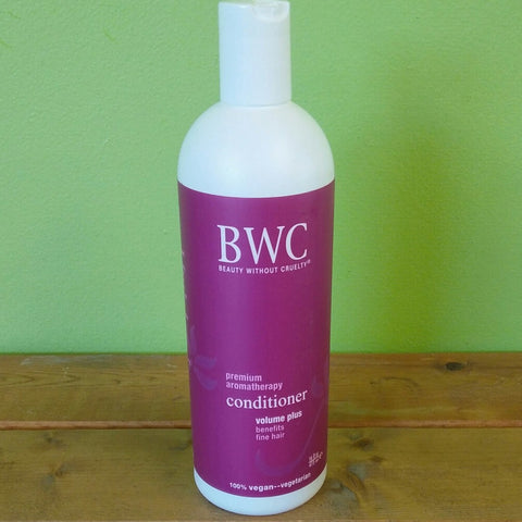 Beauty without Cruelty - Volume Plus Conditioner - V Word Market - Vegan Grocery - Delivered.