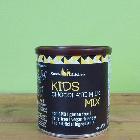 Castle Kitchen - Kids Hot Chocolate - V Word Market - Vegan Grocery - Delivered. - 1