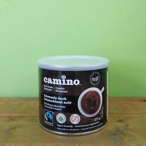 Camino - Intensely Dark Drinking Chocolate - V Word Market - Vegan Grocery - Delivered.