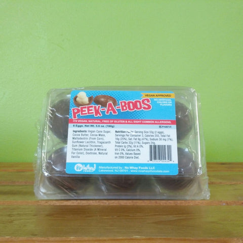 No Whey - Peek-A-Boos Veggs (5.6oz) - V Word Market - Vegan Grocery - Delivered.