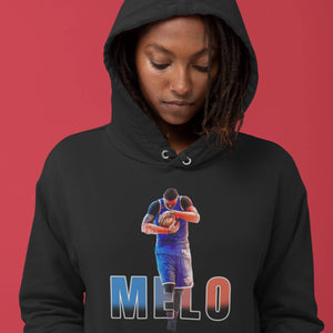 Hoodie Carmelo Anthony | MELO - RoyalMajesTees