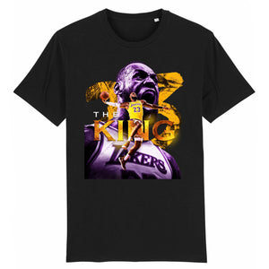 T-shirt Lebron James | The KING - RoyalMajesTees