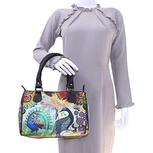 Load image into Gallery viewer, Women's Handbag Canvas Duffle Tote