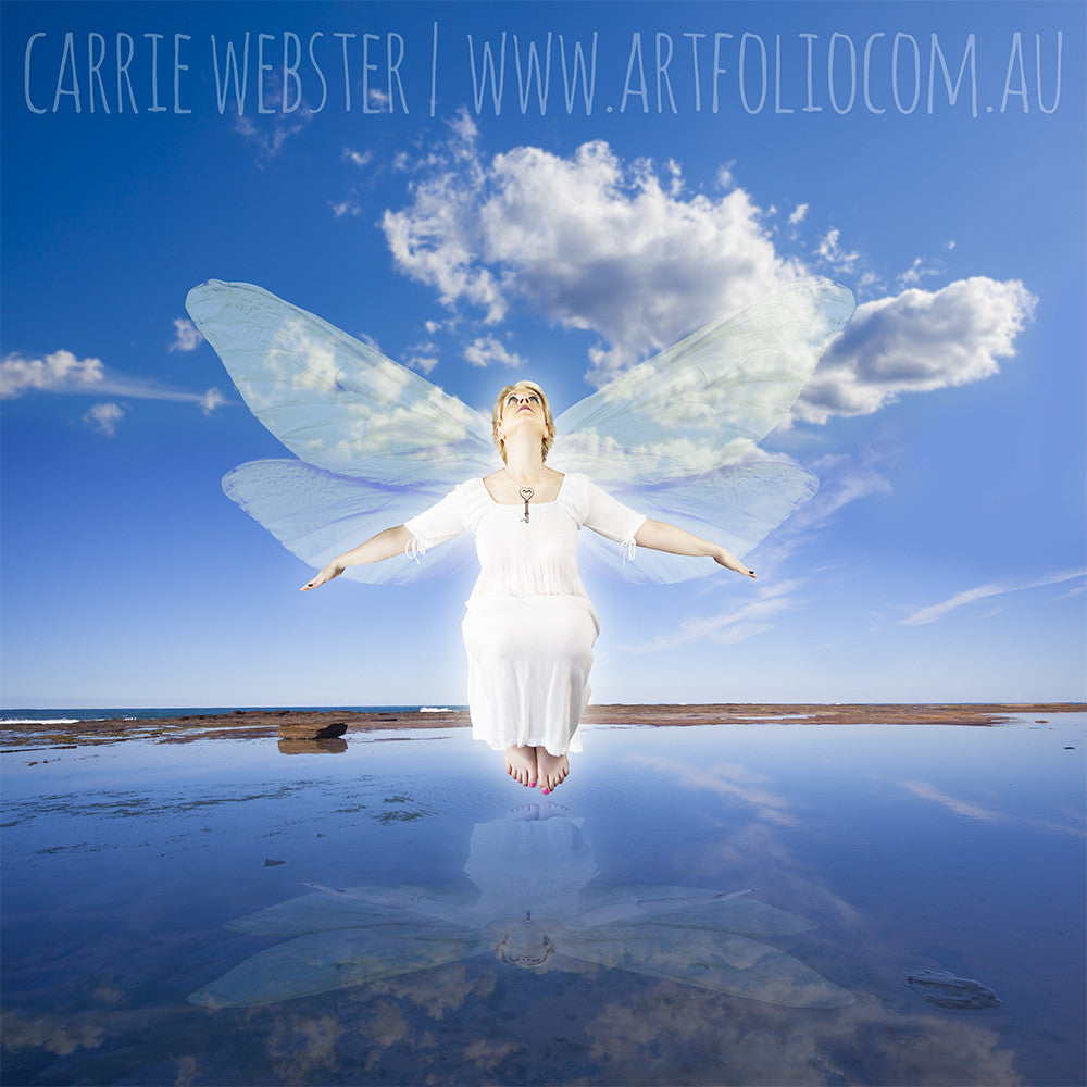 Earthly Angel – the flight of Megan