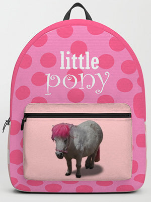 Little pony backpack