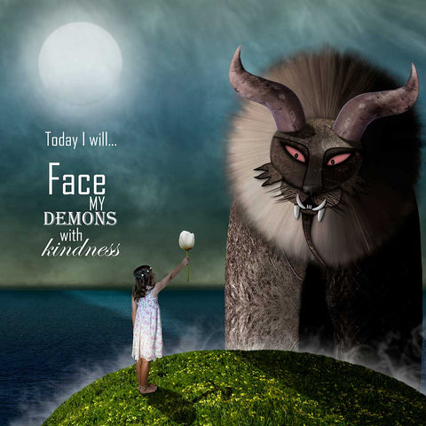 face your demons