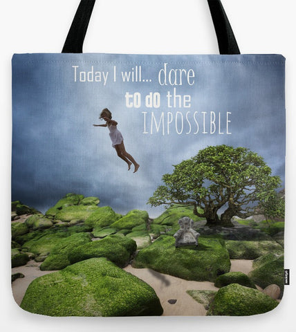 Impossible tote