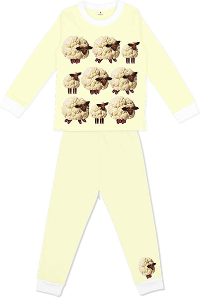 sheep pyjamas