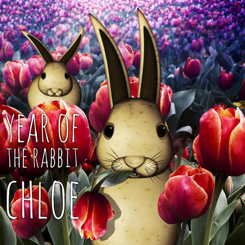Year of the Rabbit - PERSONALISED