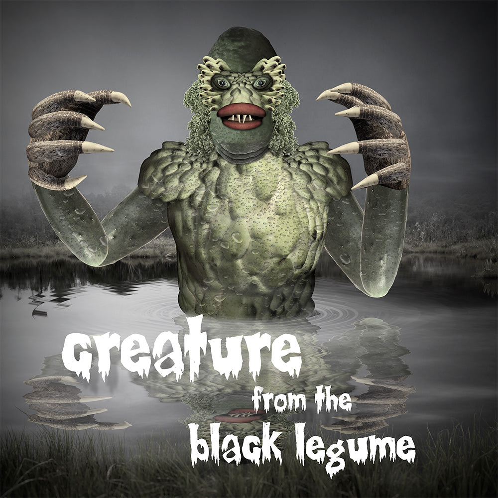 Creature from the Black Legume