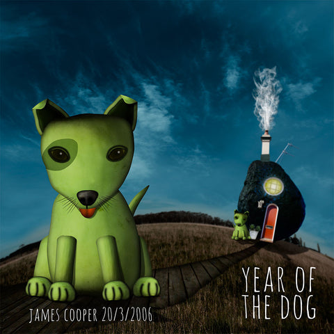 Year of the Dog - PERSONALISED