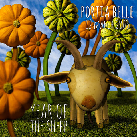 Year of the Sheep - PERSONALISED