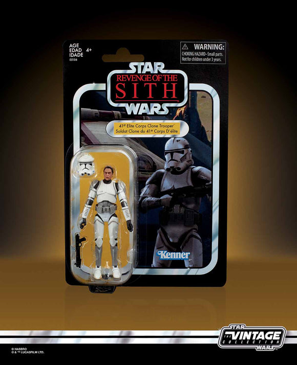 Star Wars The VIntage Collection Elite Clone Trooper