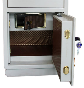 Taylor Double Decker Safe
