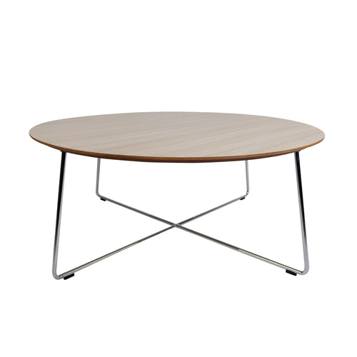 B&T Fly Elliptical Coffee Table