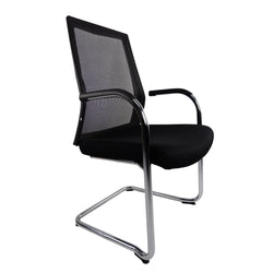 Mascagni FreeNet Sled Visitor Chair