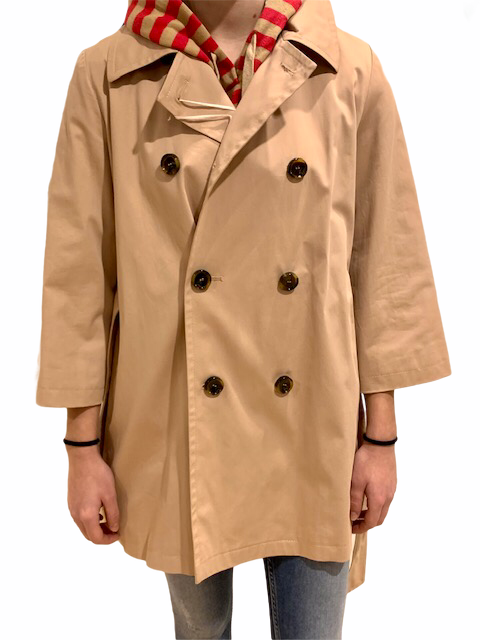 Trench I Blues - Antares Moda