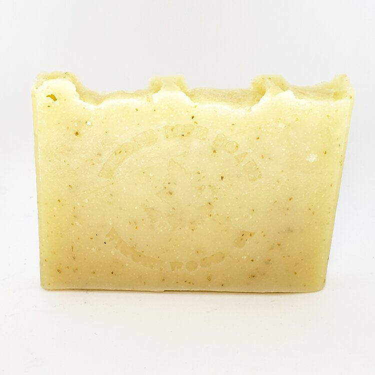 Oatmeal, Almond, and Honey Soap