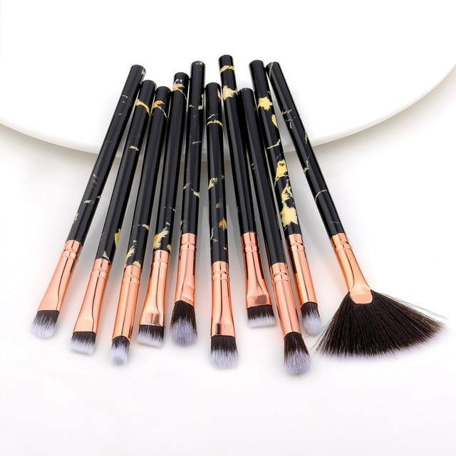 10/5 Pcs Makeup Brushes Set - Borderline  Beauty