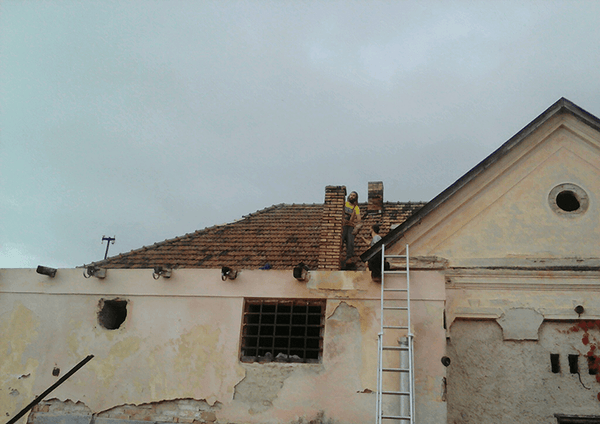 Tin roof replacement 01