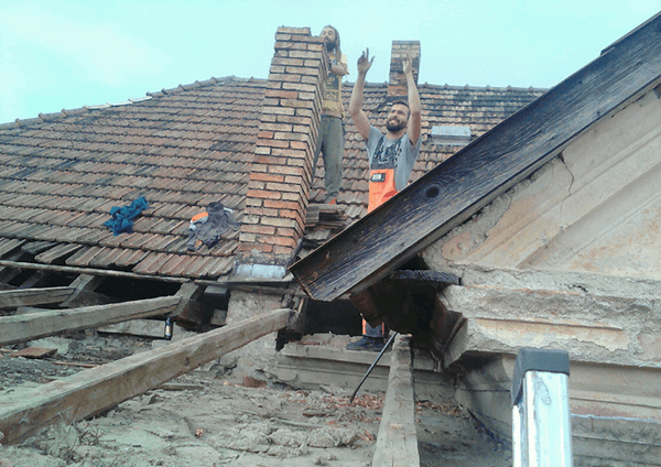 Tin roof replacement 05